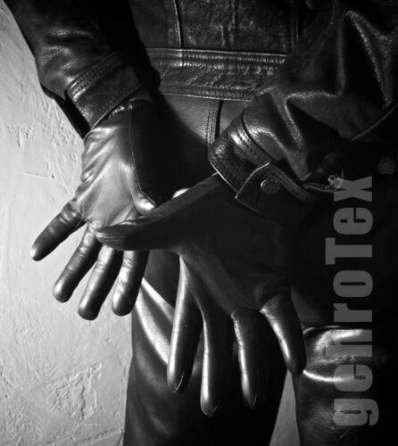COP Gants Cuir Gants Leather asaqal