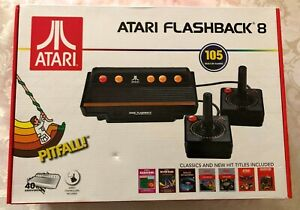Atari Flashback 8 Deluxe with 105 games - TCCQ.com