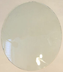 Antique-Convex-Bubble-Oval-Glass-Replacement-13-75-034-x-10-75-034-For-Picture-Frame