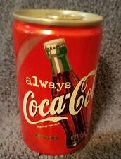 Coca Cola zawsze 1999 NOGARA VERONA rarity 150ml FULL can