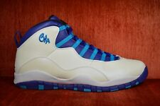 huge selection of c0daa afb97 Nike Air Jordan Retro 10 Charlotte Sz 11 NWB 310805 107