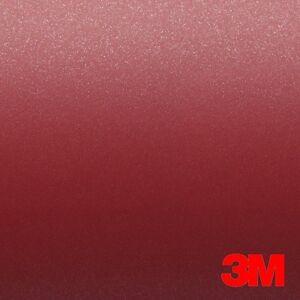 "M261 3M Scotchprint 1080 Series Matte Dark Gray Wrap Film 18/""x24/"" 3 sq ft"