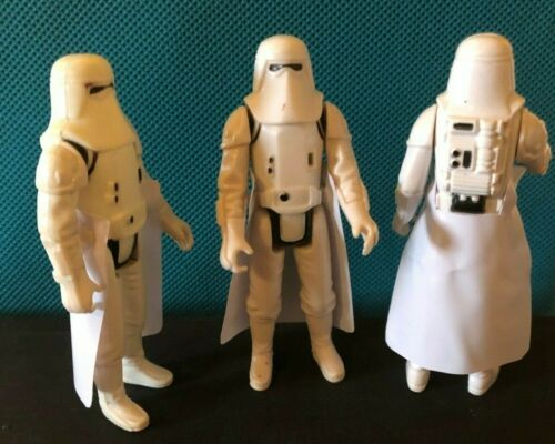 Star Wars Vintage Kenner SnowTrooper Imperial Hoth Trooper Replacement Cape Repo