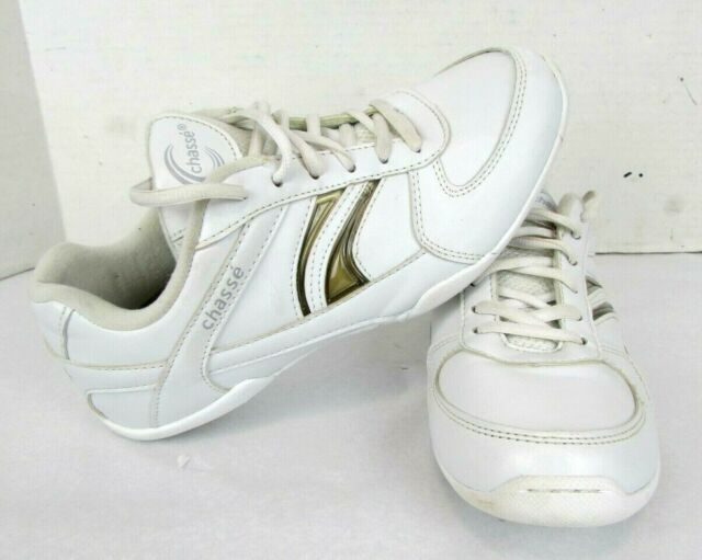 Chasse Flip IV White Cheer Shoes