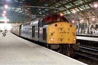 British Rail 40099 Liverpool Lime Street 29/12/83 Rail Photo B
