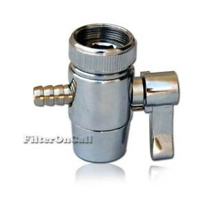 Image Is Loading Faucet Adapter Diverter Valve RO Water Filter System