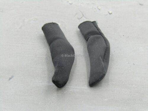 1//6 Scale Toy Fringe-Peter Bishop-Paire de chaussettes noires