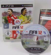 PS3 Playstation 3 - Fifa 12 + OVP