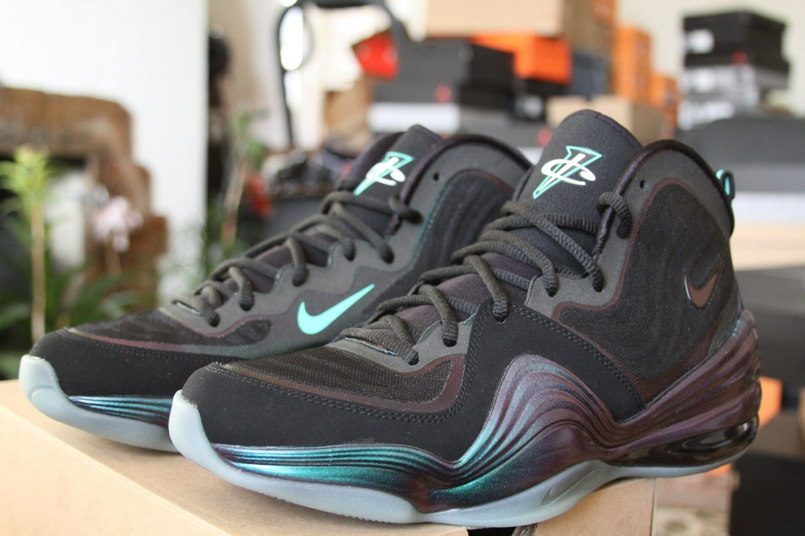 Nike Air Penny V 5 Invisibility Cloak!!! Jordan Retro Concord Bred Royal Special limited time