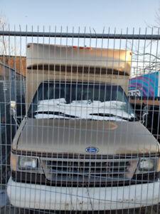 1993 Ford Club Wagon