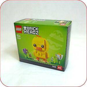 # Lego Easter Chick 40350 Brickheadz Brand New Free P&p Limited Edition-afficher Le Titre D'origine