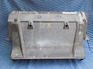 Upper-Radiator-Shroud-Cover-Shield-w-Stickers-1990-C4-OEM-Corvette-10158022