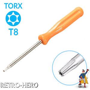 Torx-T8-Schraubenzieher-mit-Loch-Schraubendreher-T8H-Werkzeug-schrauben-Torx-8-H