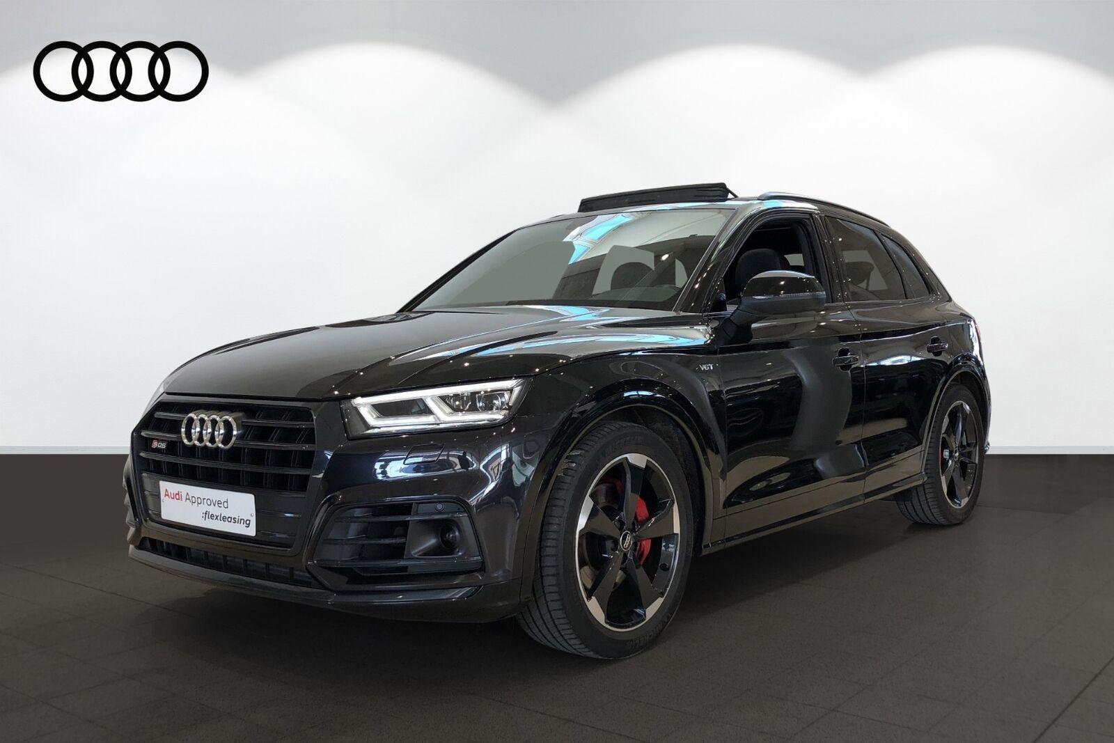 Audi SQ5 3,0 TFSi quattro Tiptr. 5d - 4.225 kr.