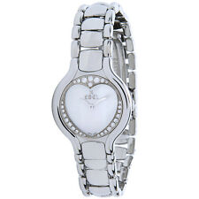Ebel Beluga E9157427-10 Diamond Women's Watch in Stainless Steel