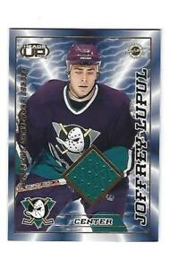 Joffrey-Lupul-2003-04-Pacific-Heads-UP-Jersey-Card-1-854-of-1200