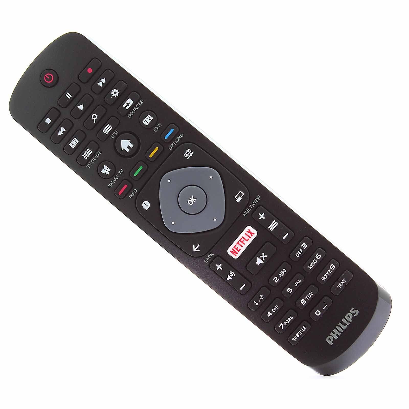 Dejlig Genuine Philips Remote Control for 55pus6272/05 55