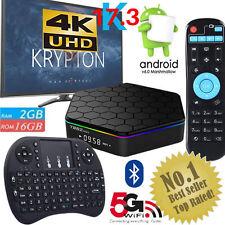 T95Z Plus Octa Core Amlogic S912 2GB+16GB Android 6.0 TV Box 5Ghz WIFI+Keyboard