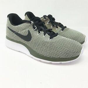 Details about Nike Tanjun Racer Women's US Size 7 Running Shoes 921668 301  Khaki & Bone Colors