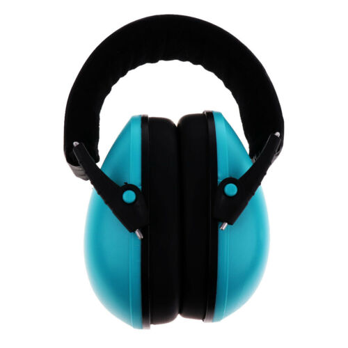 Professional Padded Head Band Ear Defenders Safety Ear Muffs NRR 25DB For Baby