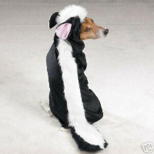 Casual-Canine-SKUNK-Little-Stinker-Dog-Halloween-Costume-XS-XL