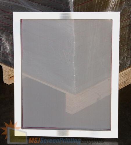 "20/"" x 24/"" Aluminum Screens with 110 White Mesh 3 pcs"