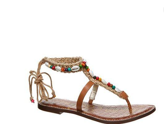 Sam Edelman Gerome Saddle Multi Leder 6-10/ Ankle Strap Sandale Damenss 6-10/ Leder NEW 6adbd4
