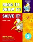 21950 Read It Draw It Solve It Grade 2 Workbook 9780769001586 Miller Book