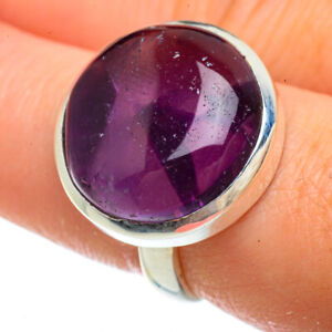Amethyst-925-Sterling-Silver-Ring-Size-7-75-Ana-Co-Jewelry-R41600F