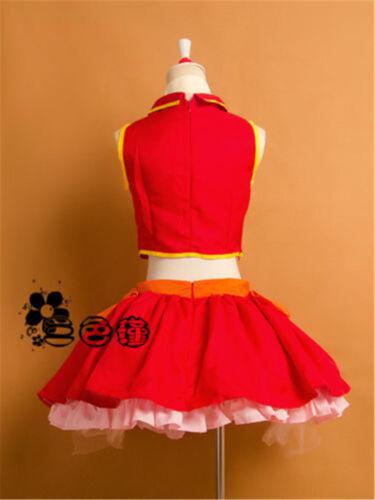 My Hero Academia Mandalay Ragdoll Pixie-Bob Cat Cosplay Costume Fancy Dress H.66