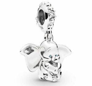925-Solid-Sterling-Silver-Disney-s-Dumbo-EURO-Style-Bracelet-Pandora-s-Bliss