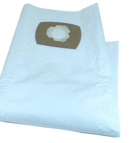 Würth Master tra l/'altro Tessuto non tessuto 5 Sacchetto per aspirapolvere 30 L adatto per Work zone