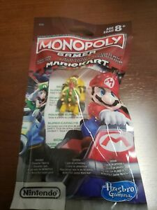 Monopoly-Gamer-Mario-Kart-Power-Pack-Bowser-NEW-Factory-Sealed
