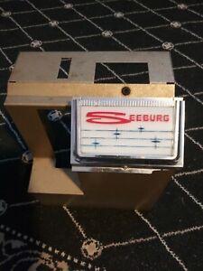 Seeburg DS Mech Cover