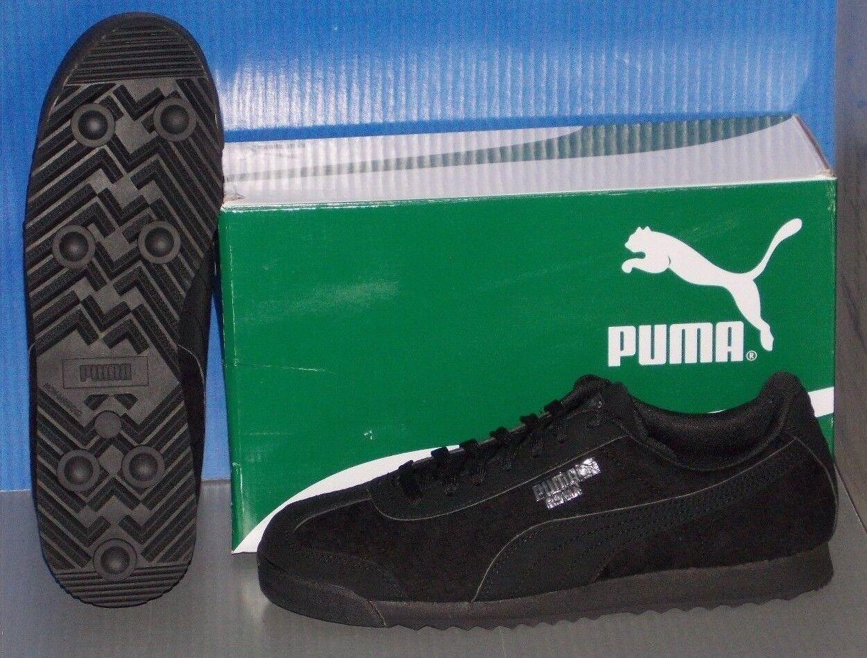 Bei puma roma weben update update update in farben schwarz / schatten größe 11. 8e7ec7