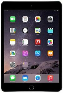 "Apple iPad Mini 3 64GB Storage, 7.9"" Display, WiFi, MGGQ2LL/A - Black"