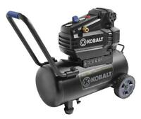 Kobalt 1.8-hp 8-gallon 150-psi Horizontal Electric Air Compressor Single Stage