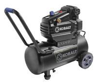 Kobalt 1.8-hp 8-gallon 150-psi Horizontal Electric Air Compressor Single Stage