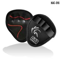 Kango Fitness Neoprene Weight Lifting Grips Training Gym Palm Protectors Hand