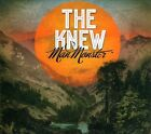 Man Monster [Digipak] by The Knew (CD, 2012, CD Baby (distributor))