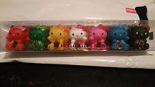 LIMITED EDITION Hello Kitty maneki-neko Japanese lucky cat figures (7)