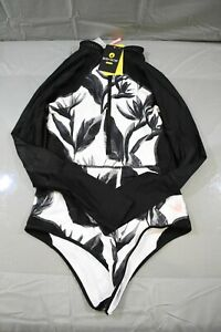 Body Glove Black /& White Paradise Paddle Suit Women/'s