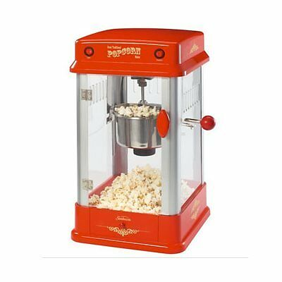 Sunbeam Theatre-Style Popcorn Maker - Red