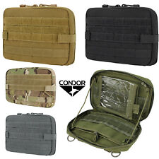 CONDOR OD GREEN MA54 MOLLE PALS Tactical Tool Utility Accessory T/&T Vest Pouch