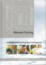 Libro: Sibrand Alf Rühle agua-Tuning