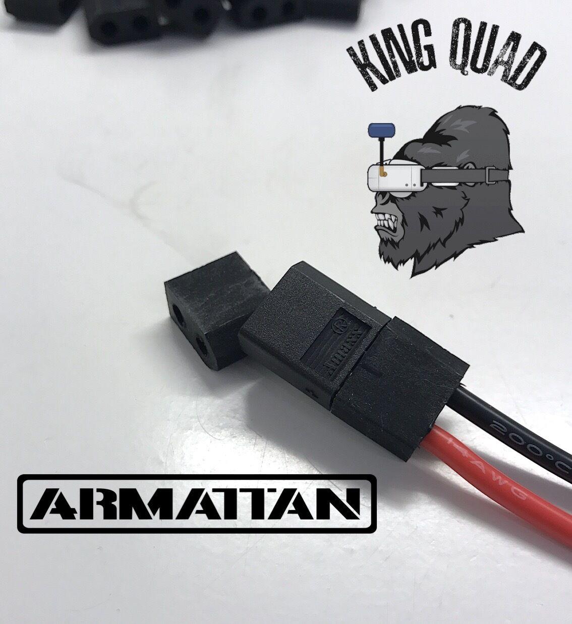 Armattan Lipo Battery Conector Saver (2 Pieces)