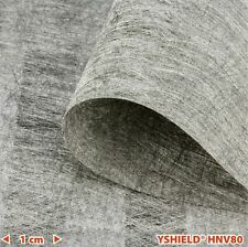 YSHIELD® shielding fleece HNV80 | HF+LF | Width 100 cm | 1 meter  | Electrosmog