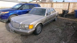560 SEL (w126 chassis)