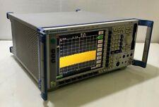 Rohde Amp Schwarz Spectrum Analyzer 9khz Fsp B3 Dhl Ship World Wide