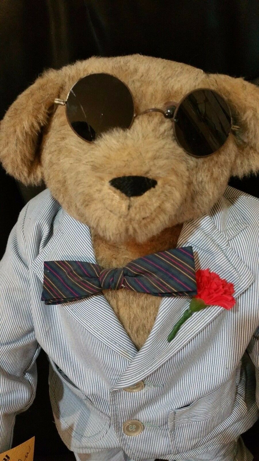 Uncle John Stearnsky Bear from Stearns Country Store 21